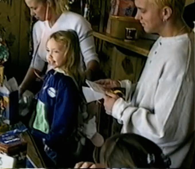Eminem rencontres relations génération de rencontres en ligne y