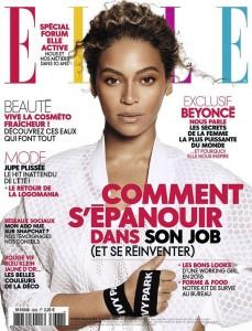 Beyoncé ELLE Fr