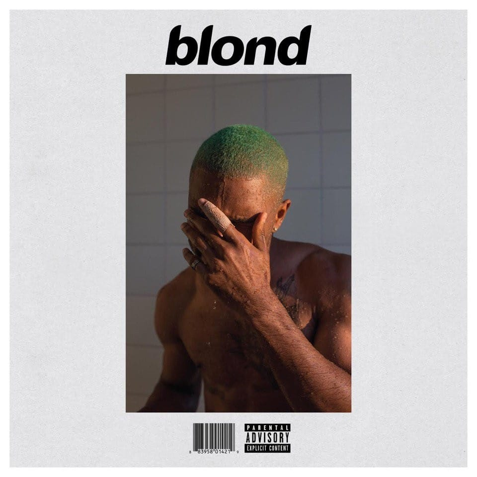 Blonde cover Review 2HIF