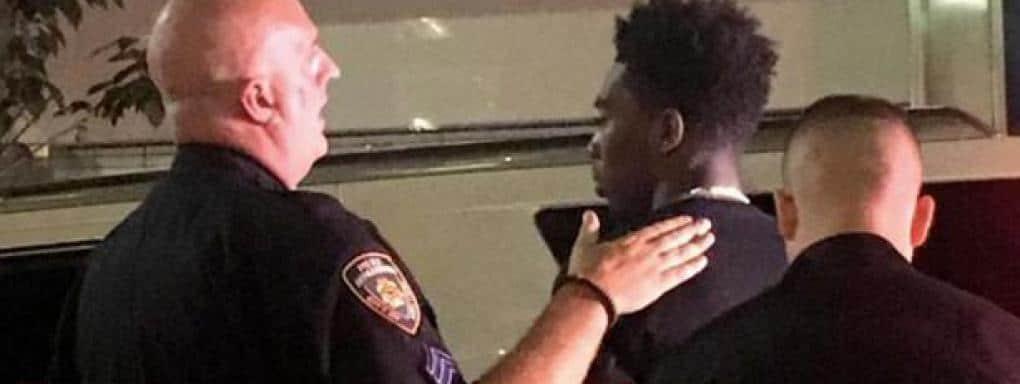 desiigner arrestation