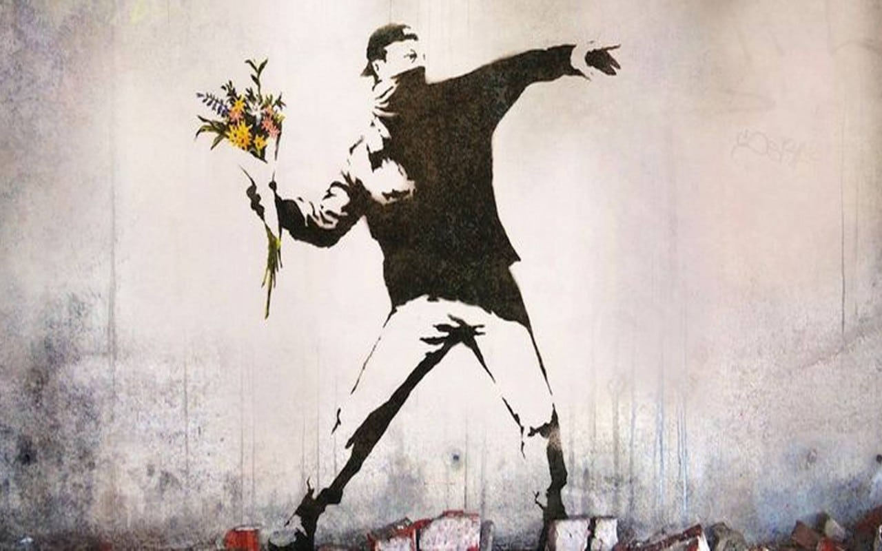 Banksy Massive Attack
