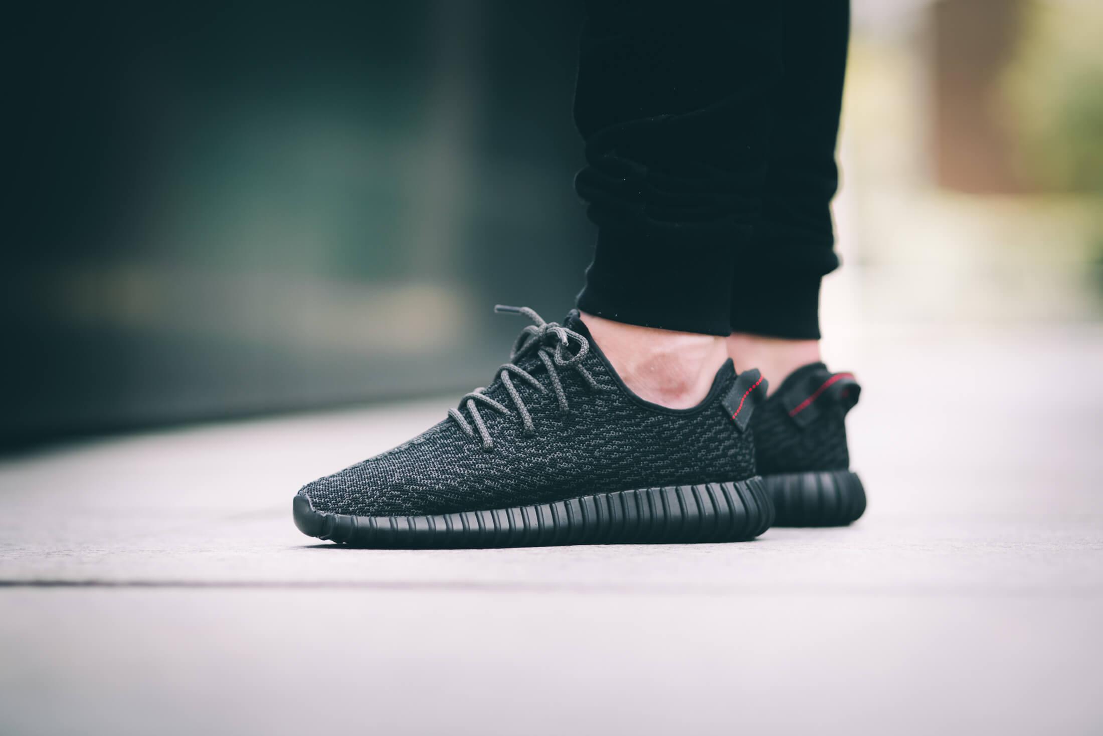 Мужская спортивная обувь Adidas Yeezy Boost 350 V2
