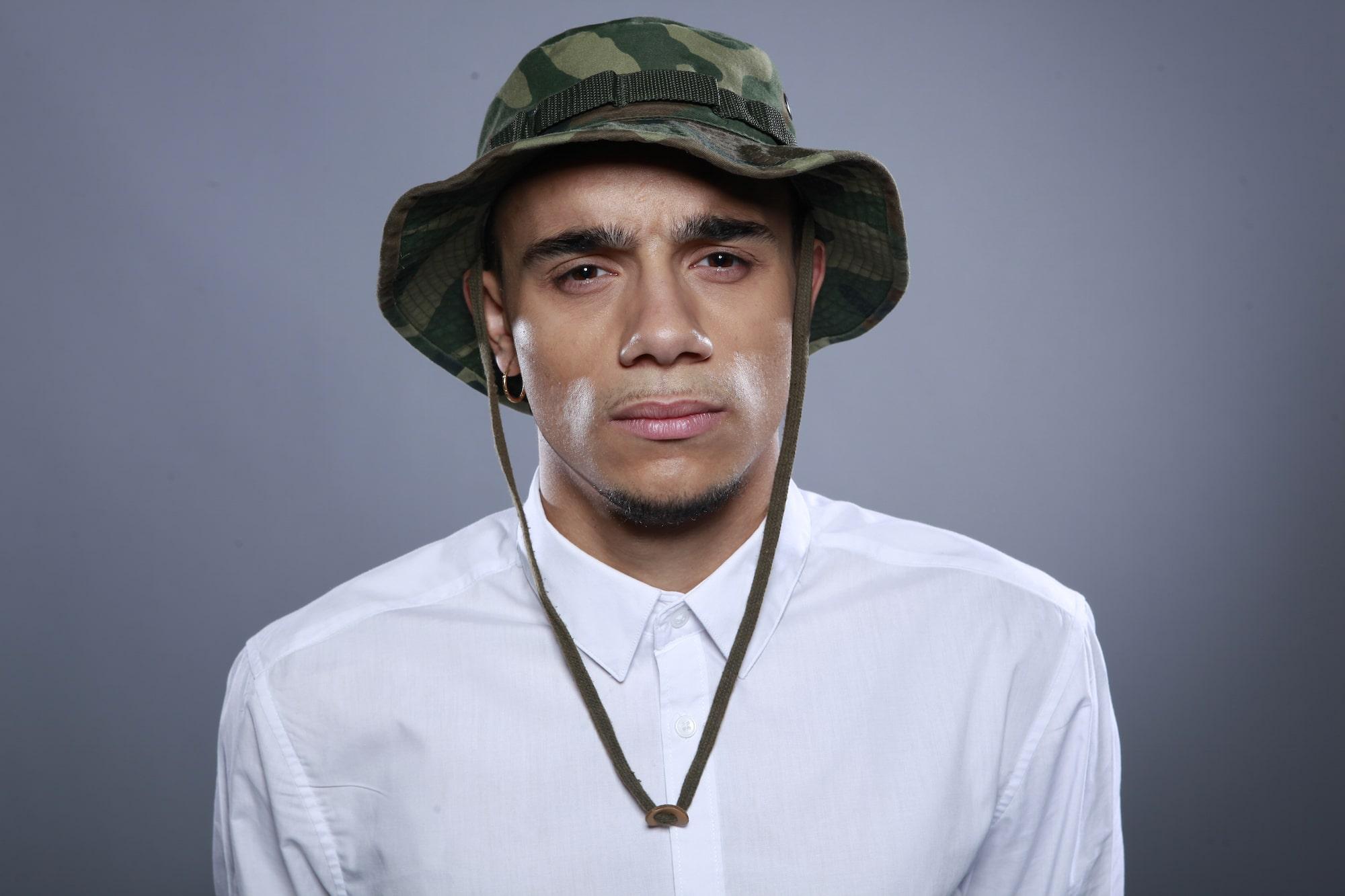 Depuis l'annonce de son album, le rap s'enflamme pour ce vidéaste reconverti du bon côté de la force. Double V sortira la semaine prochaine, et voici pourquoi il va tuer le game.