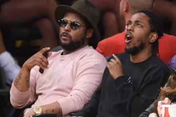 Kendrick Lamar & Schoolboy
