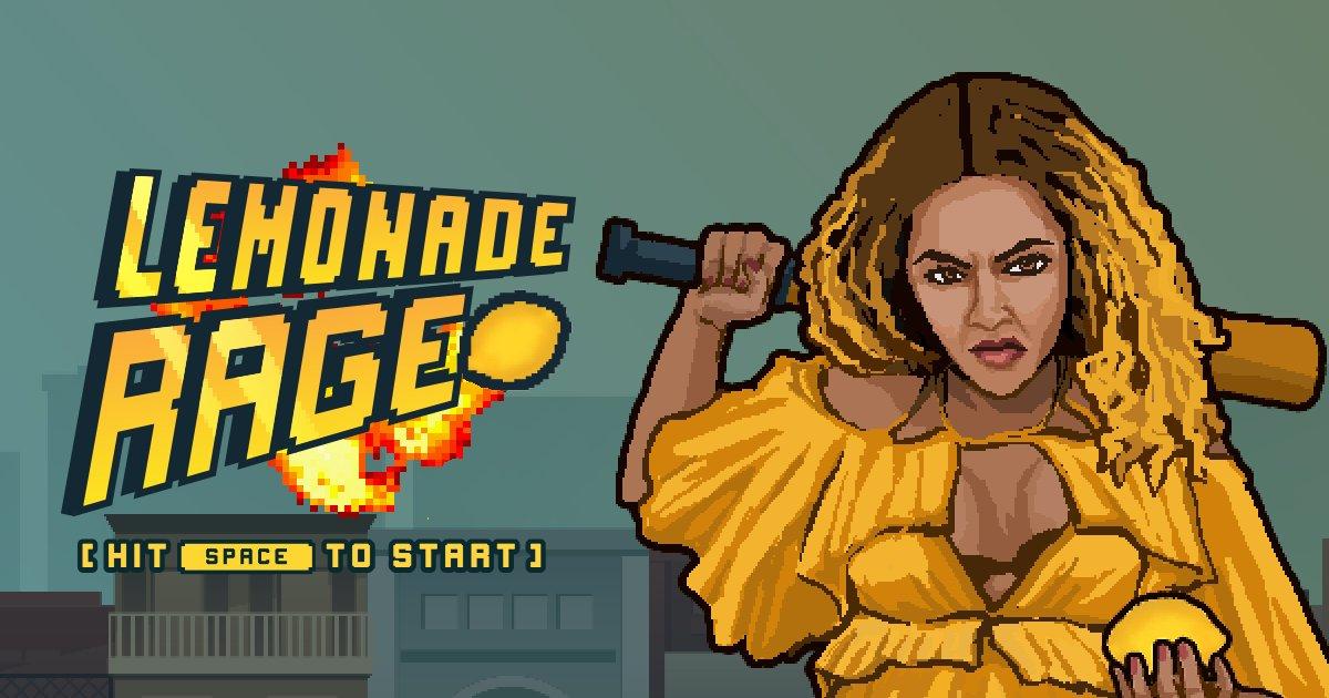 Hold Up Jeu Beyoncé