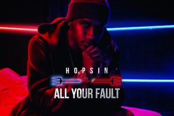 Hopsin All Your Fault Clip Video Cover