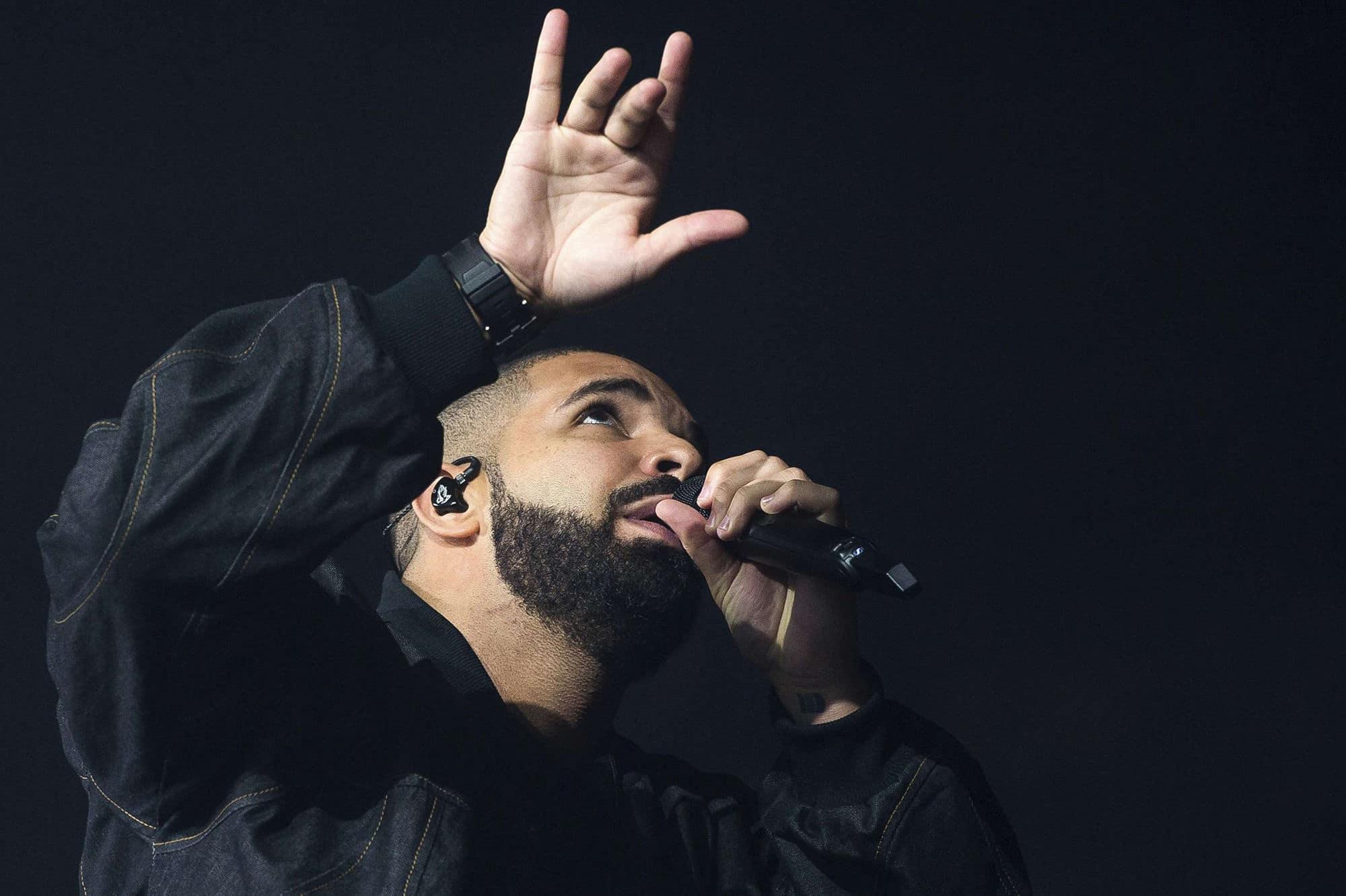 Un athlète américain fait fuiter un nouveau morceau de Drake