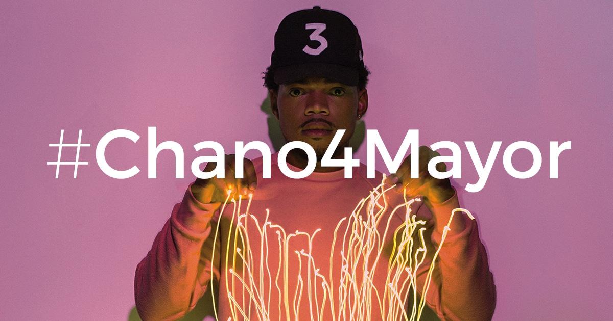 #Chano4Mayor