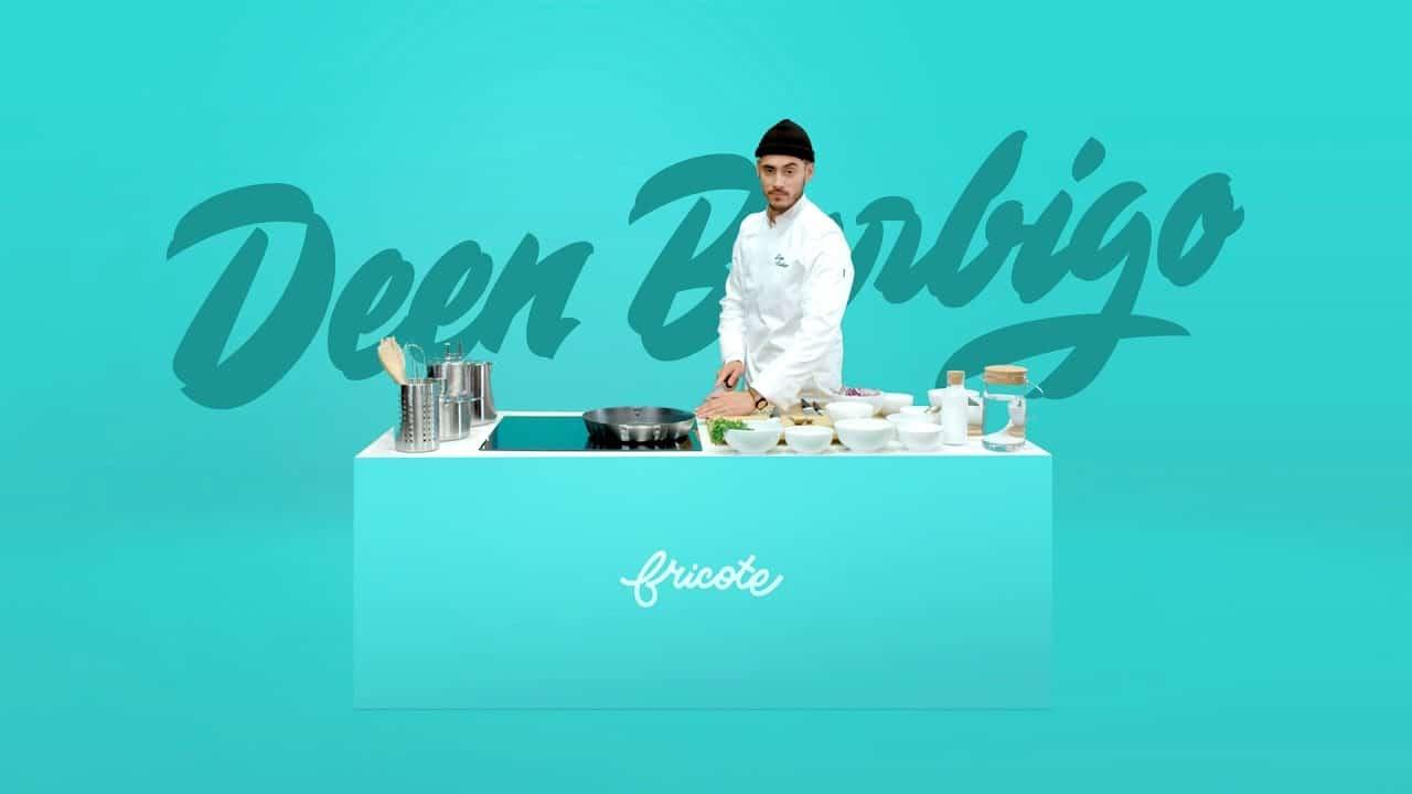 Le magazine Fricote a invité le rappeur de l'Entourage pour un nouveau concept de tutoriel culinaire, et c'est franchement très réussi.