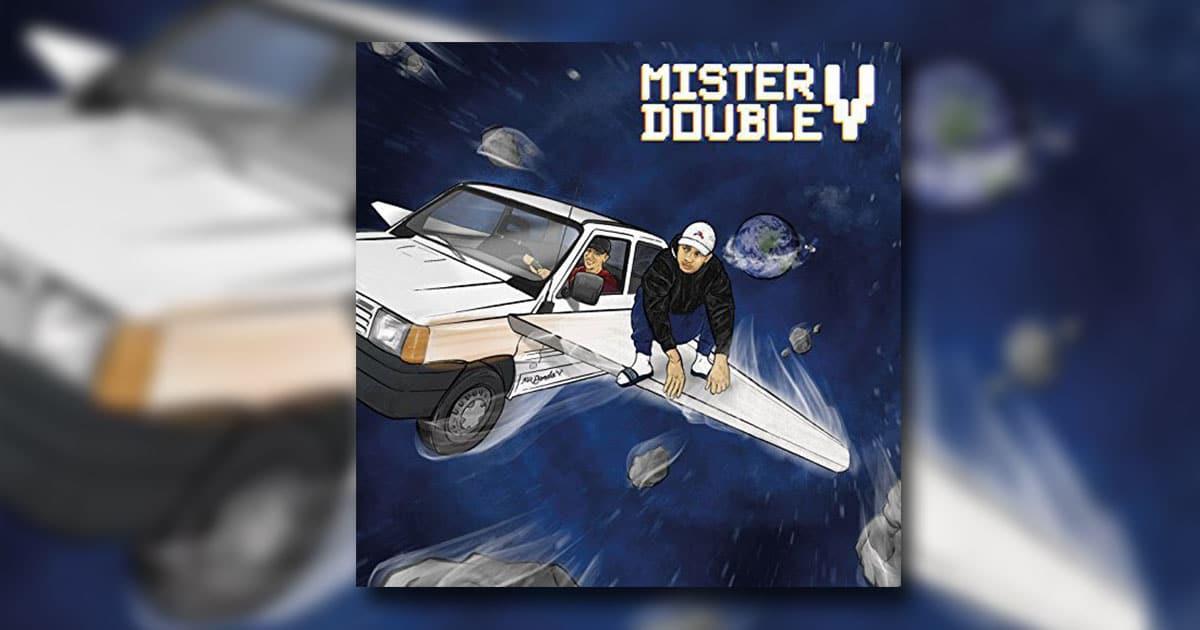 Le YouTubeur a dévoilé son premier album Double V, un virage casse-gueule qu'il a pourtant maîtrisé avec une étonnante aisance.