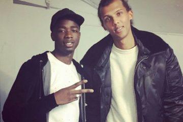 Le prince de l'Afrotrap et la superstar belge se sont filmés en studio, travaillant sur une collaboration explosive. a