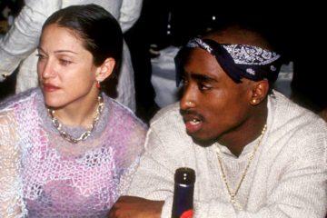 La lettre de rupture écrite par Tupac à Madonna ne sera finalement pas mise en vente.