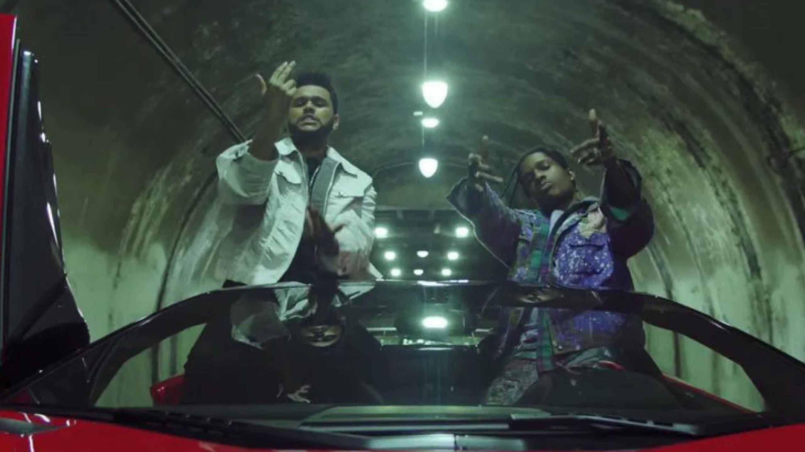 A$AP Rocky, Young Thug et The Weeknd réunis pour l'exceptionnel remix de Reminder