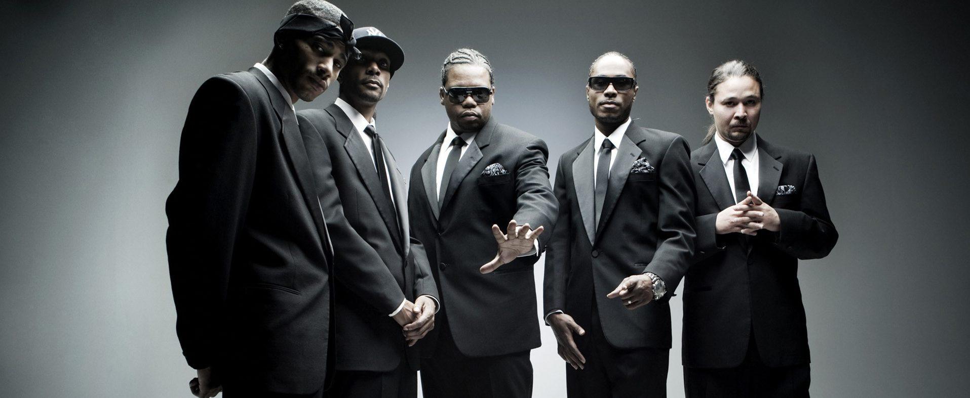 Gagnez vos places pour assister au concert unique des Bone Thugs-n-Harmony au Wanderlust