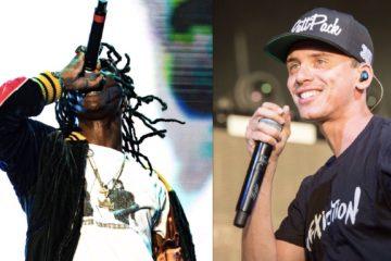 Logic et Joey Bada$$ signent un freestyle bien chill entre deux concerts