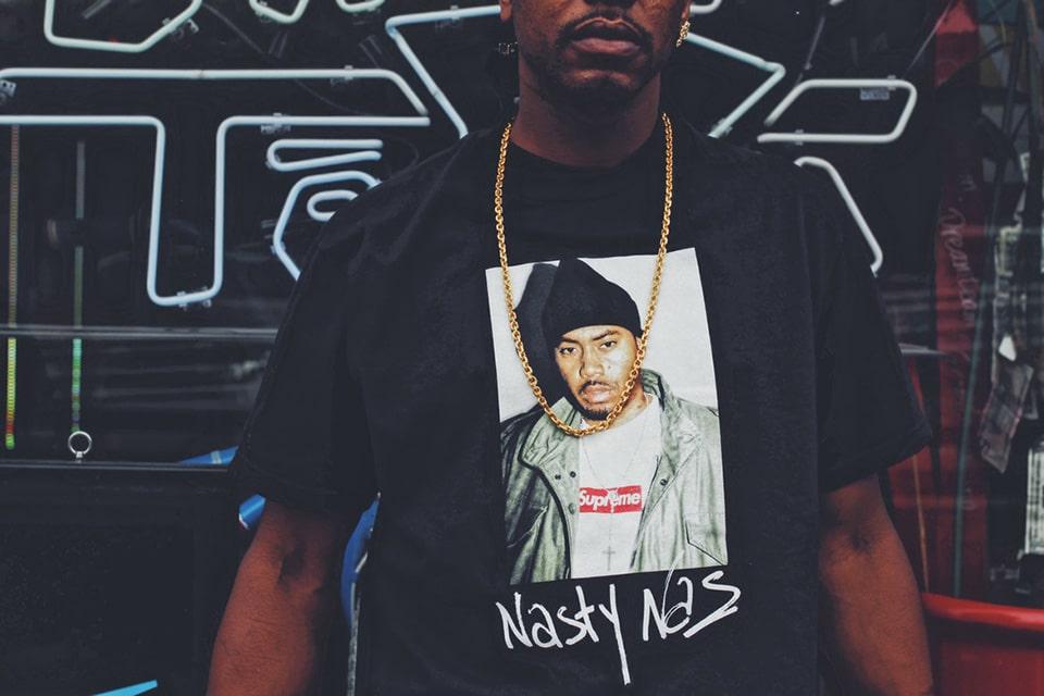 Nas & Supreme sont plus prêts que jamais à sortir leur collaboration tant attendue...