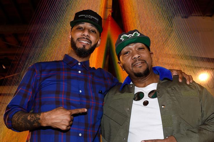 Swizz Beats Vs. Timbaland : Lil Wayne & Meek Mill entrent en scène