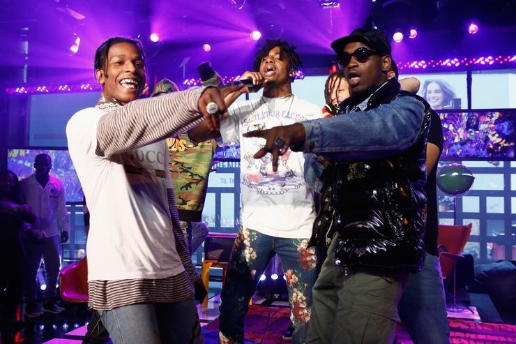 A$ap Rocky annonce un avenir solo radieux pour les membres de l'A$ap Mob