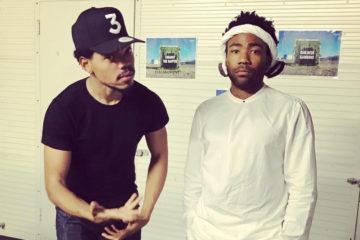 Un pas de plus vers le projet commun entre Chance The Rapper & Childish Gambino