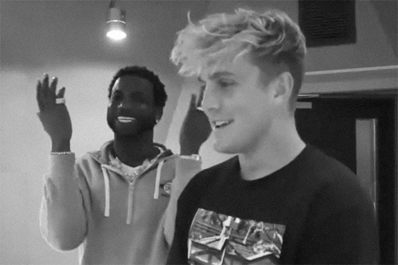 Gucci Mane a enregistré un morceau avec le youtuber Jake Paul