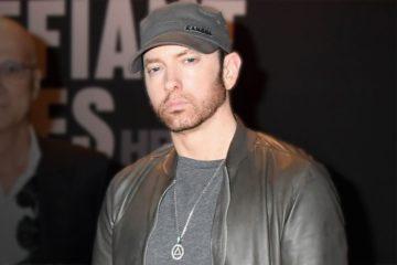 Eminem a félicité la fan qui a découvert le secret de Revival au téléphone