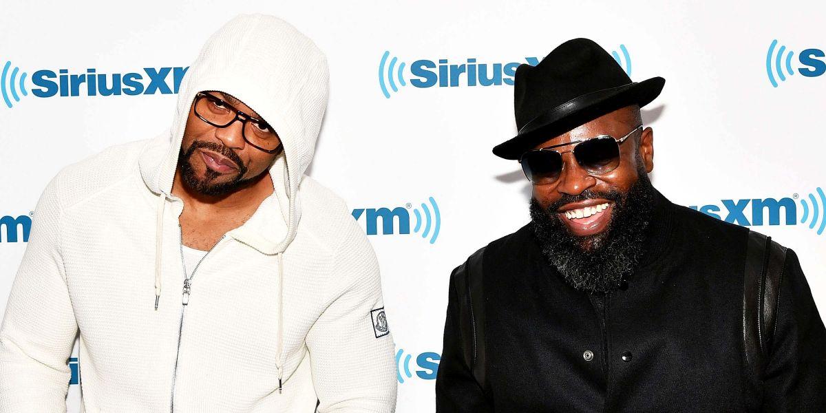 Method Man & Black Thought viennent-ils de livrer le plus gros freestyle de l'année ?