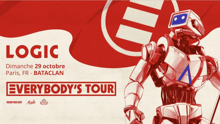 Gagnez vos places pour le concert de Logic au Bataclan ce dimanche