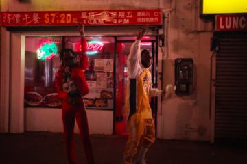 """KendrickLamar présent dans le clip de """"New Freezer"""" avec RichTheKid"""