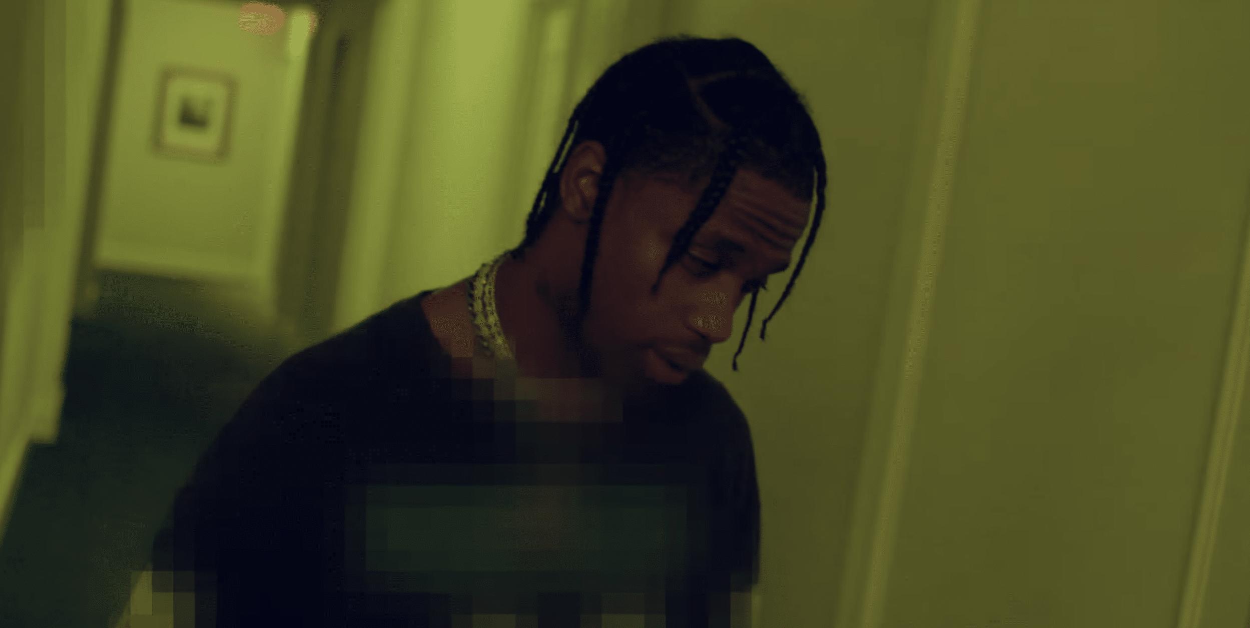 """Surprise party dans une chambre d'hôtel pour le nouveau visuel du morceau """"4 AM"""" de Chainz et Travis Scott"""