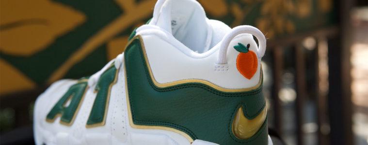 La marque de l'Oregon a dévoilé il y a quelques semaines la sortie prochaine d'un City Pack en hommage à Scottie Pippen, composé d'Air More Uptempo