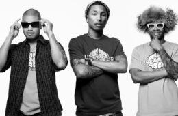 """N.E.R.D en featuring avec André 3000 sur """"Rollinem 7's"""""""