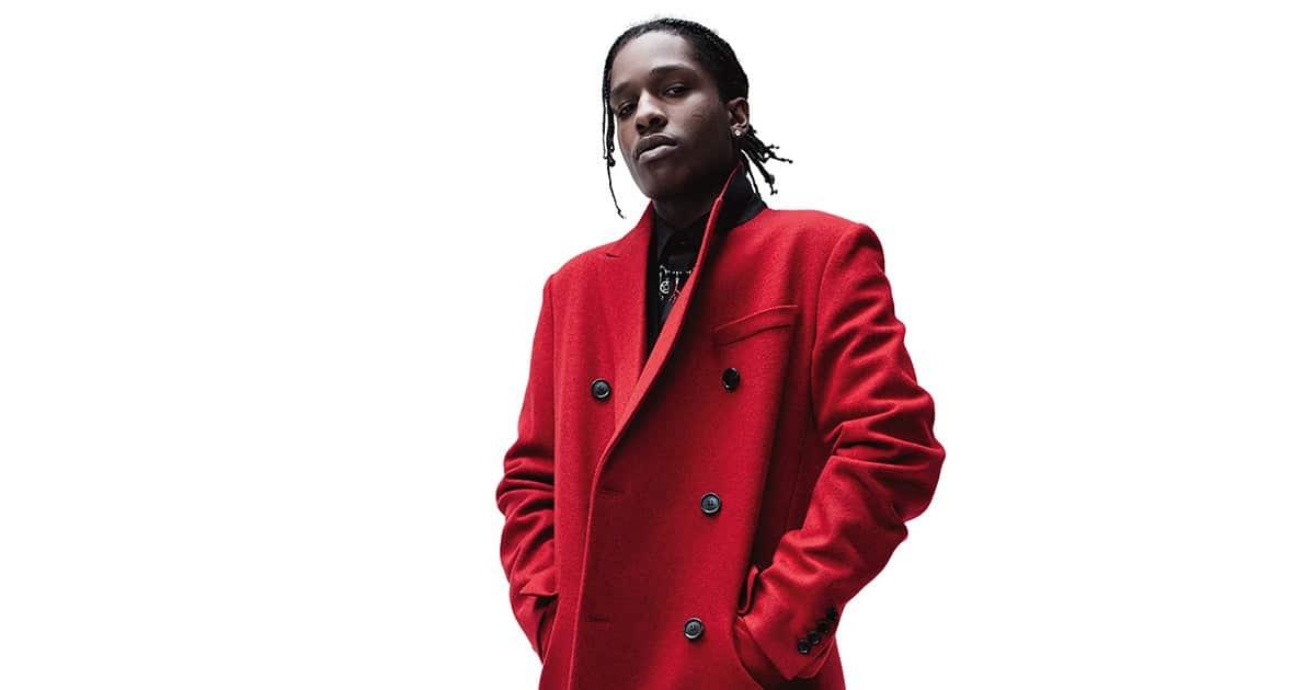 """ASAP Rocky pense être le """"meilleur artiste de tous les temps"""""""