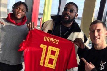 Damso interprétera l'hymne de la Belgique pour le mondial 2018