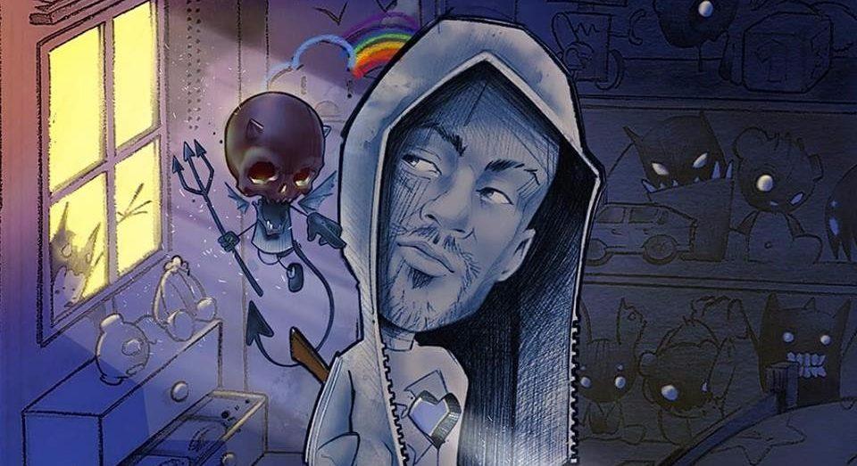 Contes Cruels, le nouvel album de Dooz Kawa, un rappeur trop méconnu