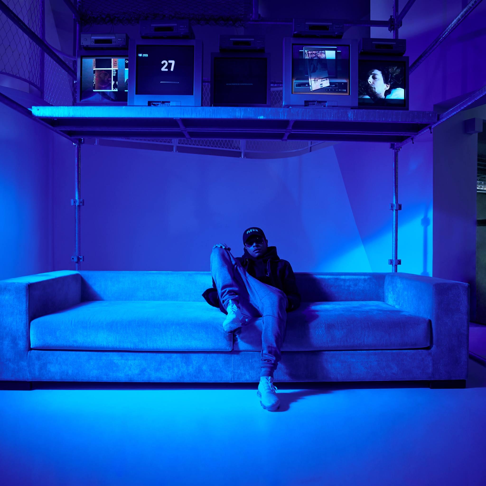 "Joke précise que son album ""Ultraviolet"" sortira en 2018"