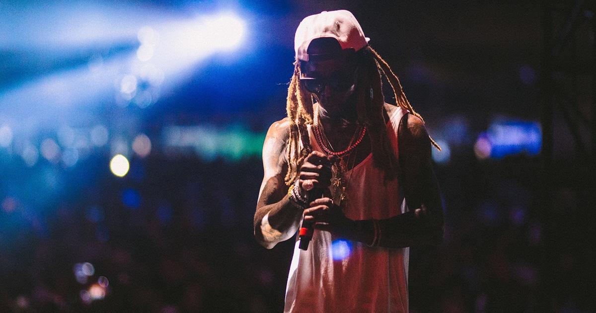 Lil Wayne datant