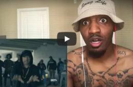 Plus d'un mois après la sortie du freestyle d'Eminem contre Trump, découvrez les meilleures réactions des Youtubeurs !