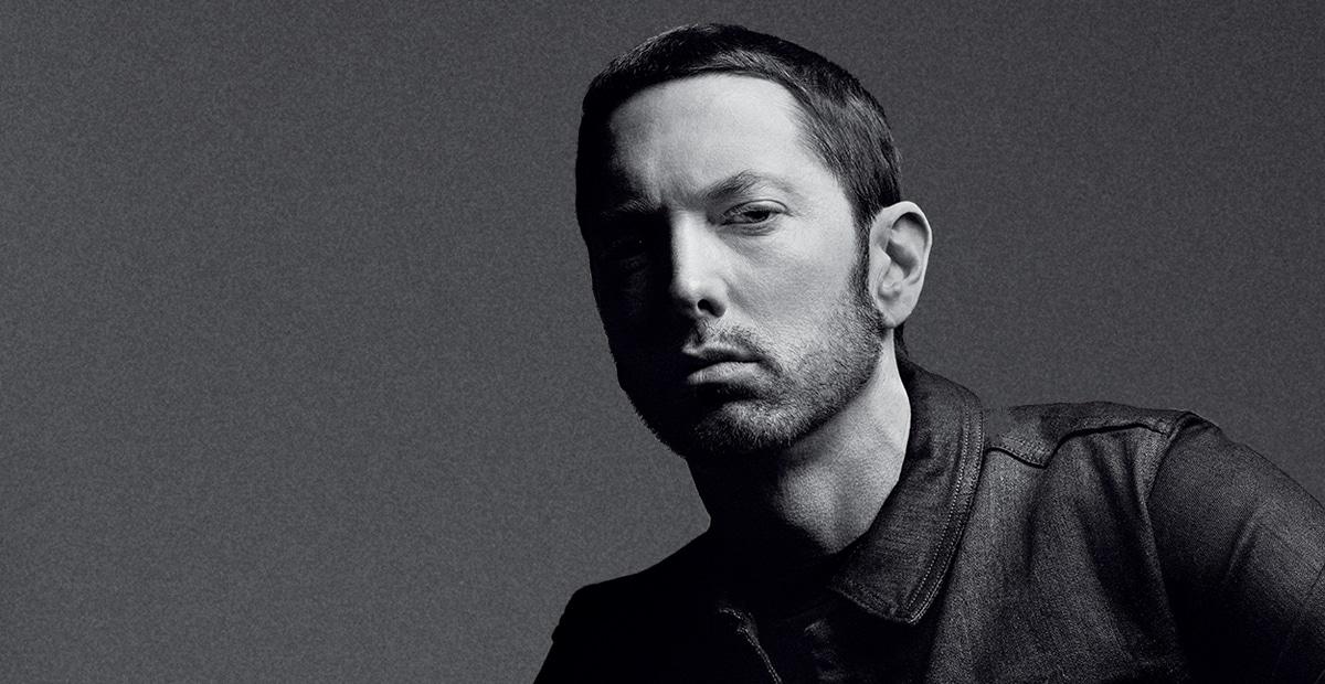 La tracklist d'Eminem dévoilée avec du très, très lourd