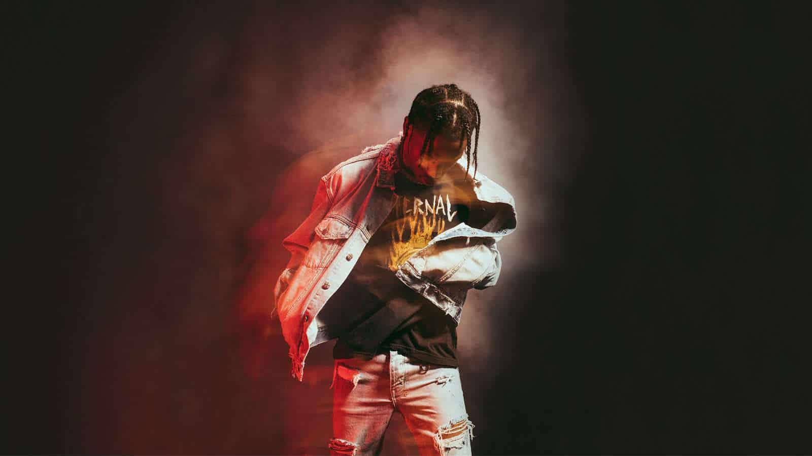 Pourquoi Travis Scott va être l'artiste de 2018 ?