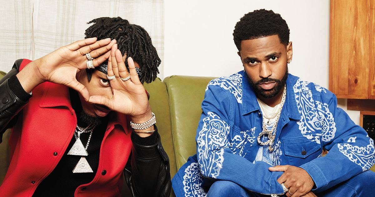 Big Sean & Metro Boomin' dévoilent leur projet commun Double Or Nothing