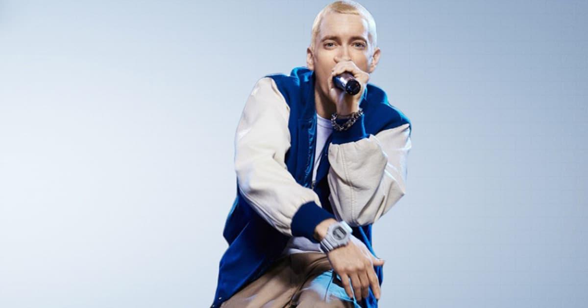 Eminem continue de vendre, même sans sortir d'album depuis 4 ans.