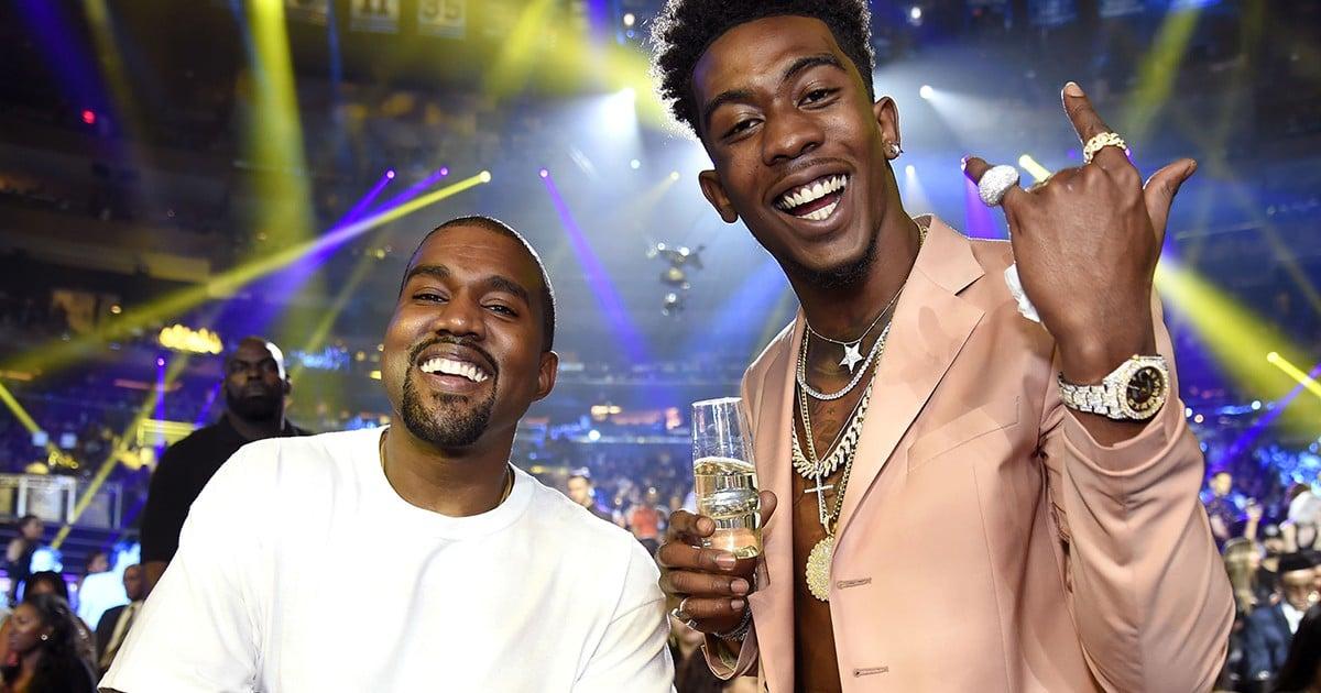 Desiignerévoque le prochain album de Kanye West