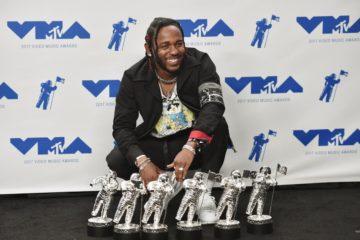"""Billboard fait son bilan 2017 et nomme Kendrick Lamar """"artiste de l'année"""""""