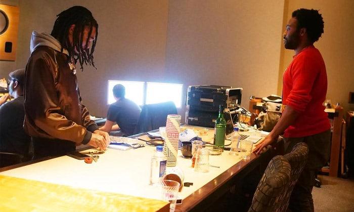Quavo & Childish Gambino préparent une belle surprise en studio
