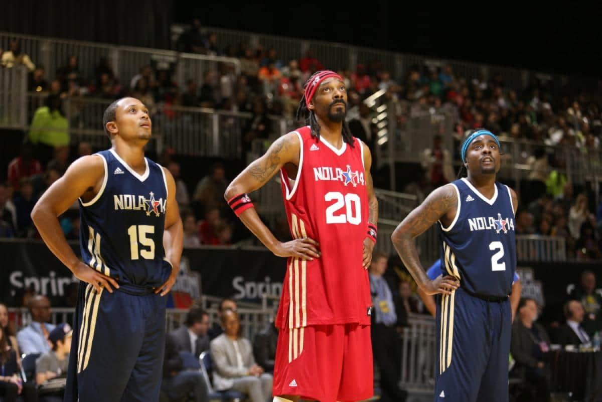 429ab7c7b 2chainz et Snoop Dogg préparent un All-Star Game 100% rappeurs pour février