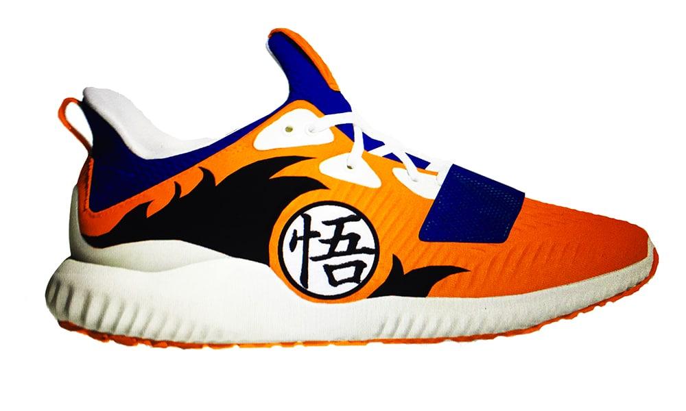 Voici à quoi pourrait ressembler la paire Son Goku extraite de la collaboration Adidas x DBZ