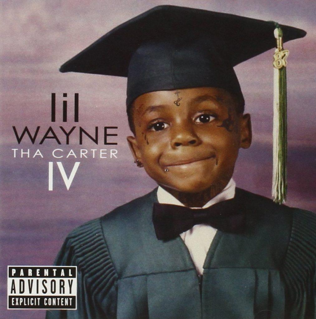 Tha Carter IV lil wayne cover