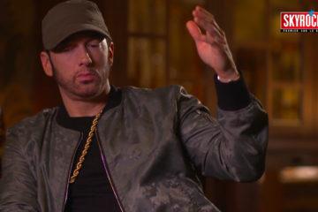 VIDEO : Eminem se livre à Mrik dans une nouvelle interview pour Skyrock