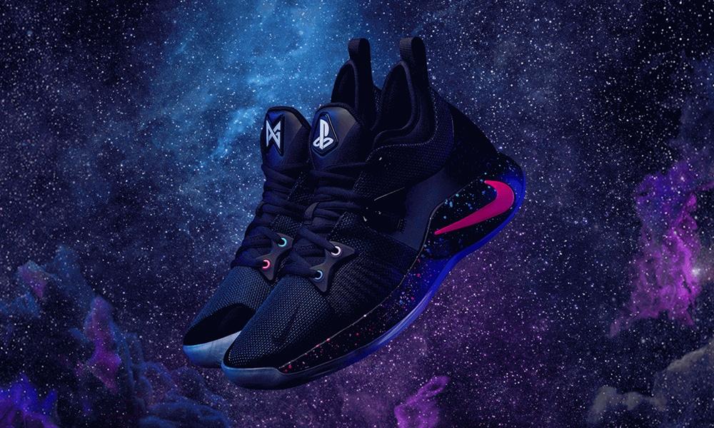 Nike et PlayStation dévoilent une sublime paire connectée