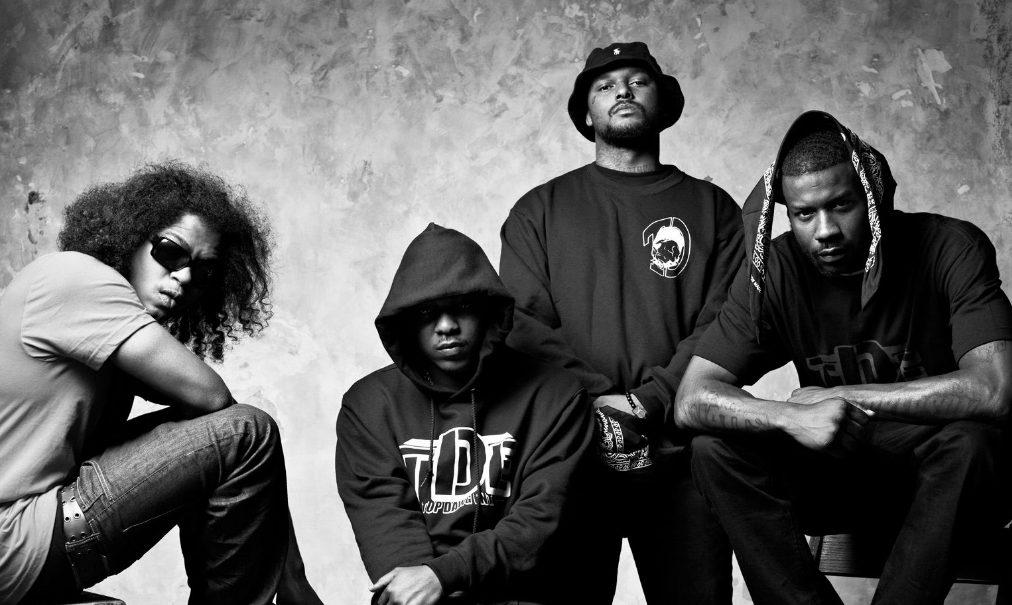 Top Dawg Entertainment annonce une tournée commune : The Championship Tour avec Kendrick Lamar, SZA, ScHoolboy Q...